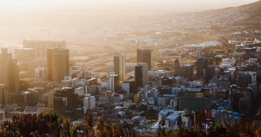 I migliori giochi di casinò dal vivo per i giocatori d'azzardo online sudafricani