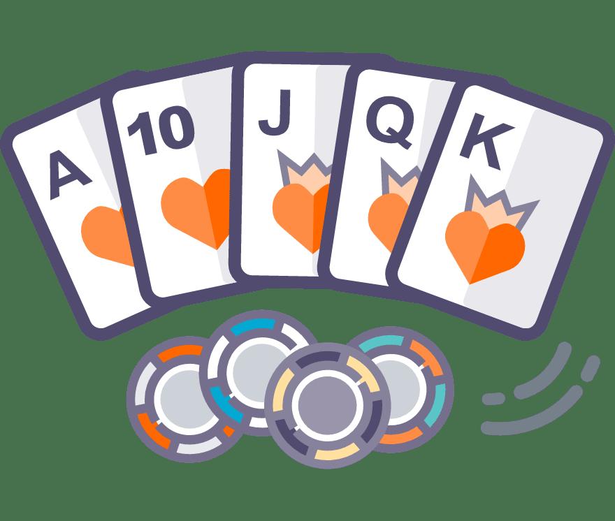 Gioca a Texas Hold'em dal vivo online