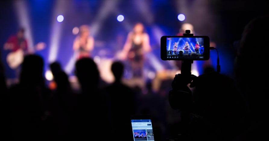Cinque casinò internazionali in diretta streaming Roulette